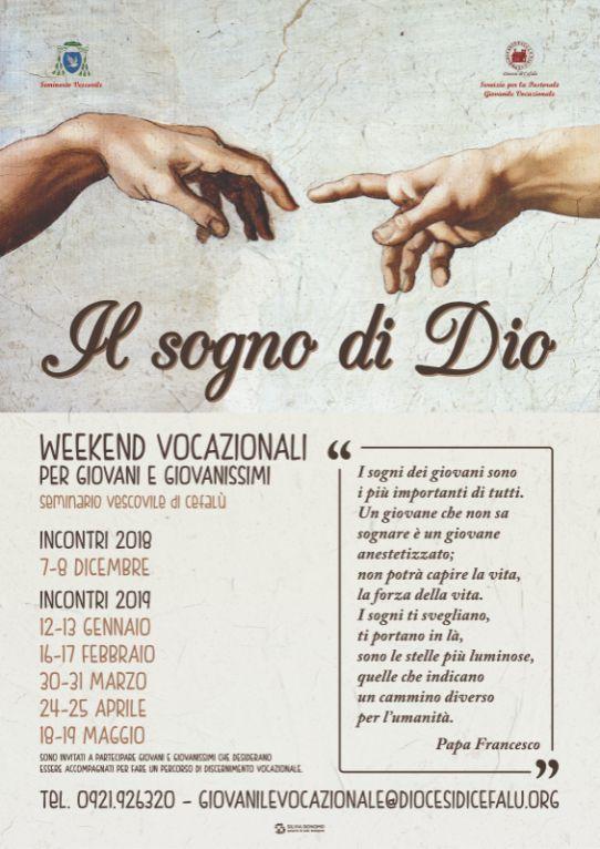 Il-sogno-di-Dio---Weekend-vocazionali-per-giovani-e-giovanissimi