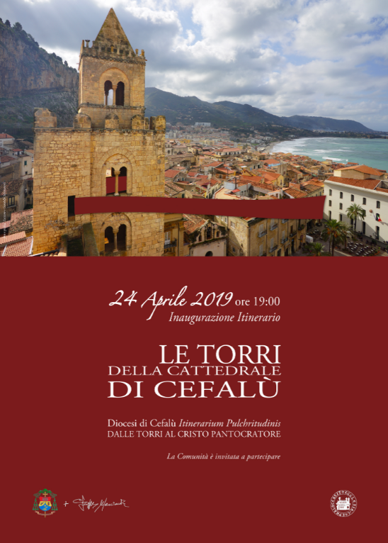 Le-Torri-della-Basilica-Cattedrale-di-Cefalù
